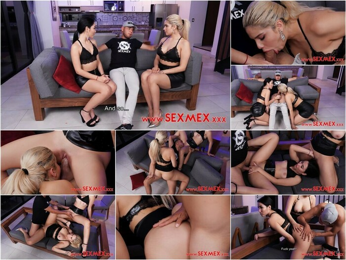 Sex Mex – Angie Miller & Penny Love