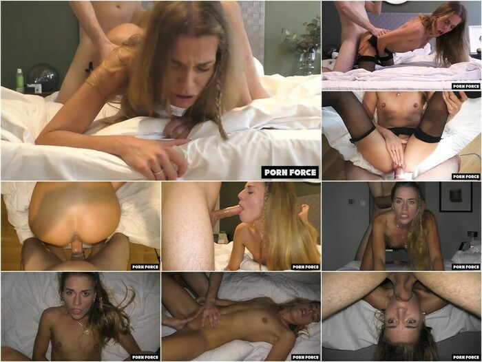 Porn Force - Eveline Dellai