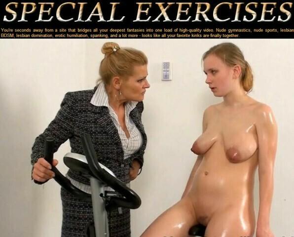 SpecialExercises.com – SITERIP