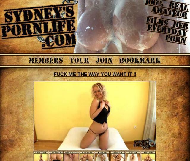 SydneysPornLife