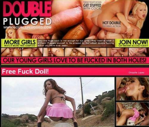 DoublePlugged.com – SITERIP