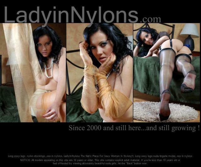 LadyInNylons.com – SITERIP