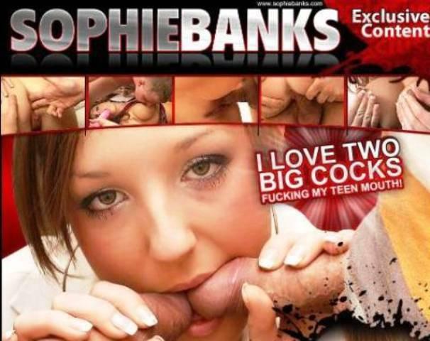 SophieBanks.com – SITERIP