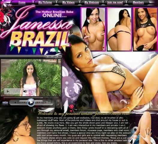 JanessaBrazil.com – SITERIP