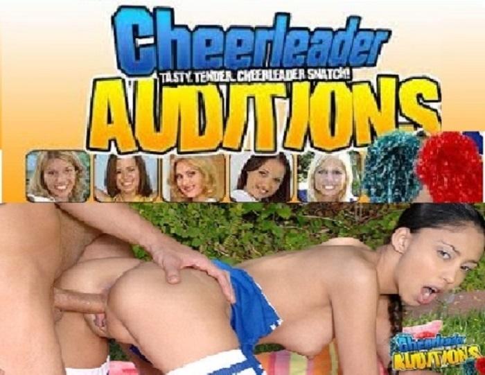 CheerleaderAuditions.com – SITERIP