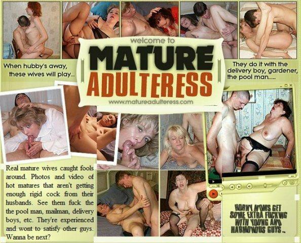 MatureAdulteress.com – SITERIP