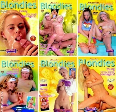 Blondies – DVDPACK