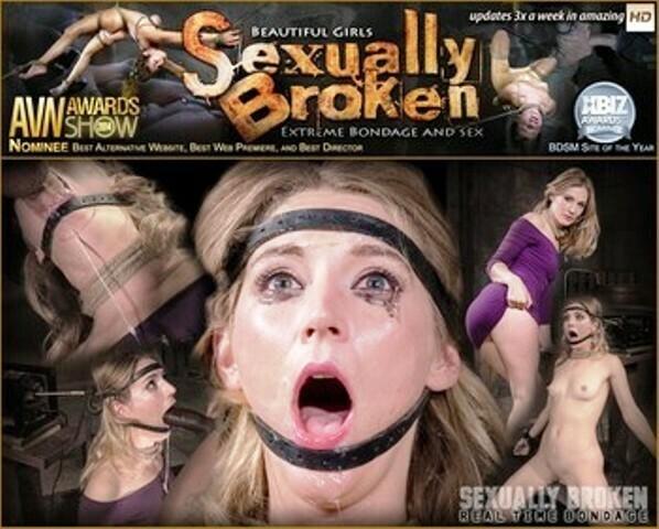 SexuallyBroken.com – SITERIP