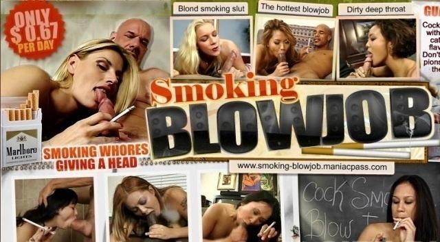 SmokingBlowjob.com – SITERIP