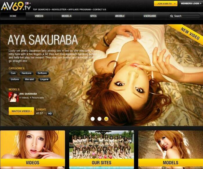 AV69.tv – SITERIP