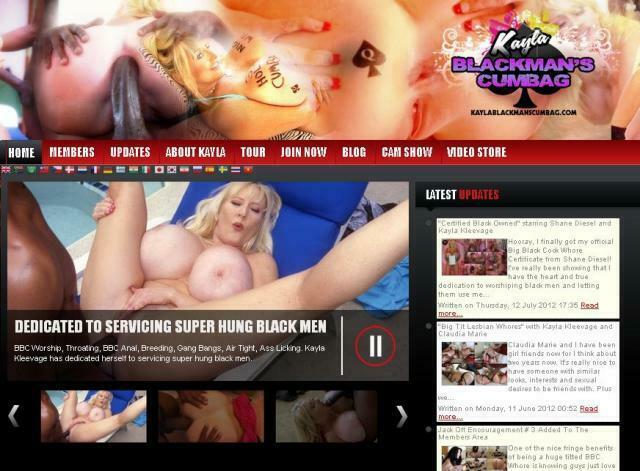 KaylaBlackMansCumbag.com – SITERIP