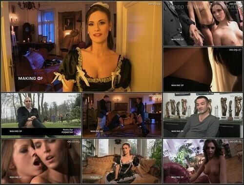 Claire Castel, Cherry Kiss, Abbie Cat, Henessy, Eufrat Mai, Silvie Deluxe, Cayenne Klein, Romana, Nasta Zya Making Of Claire astel (Full HD)