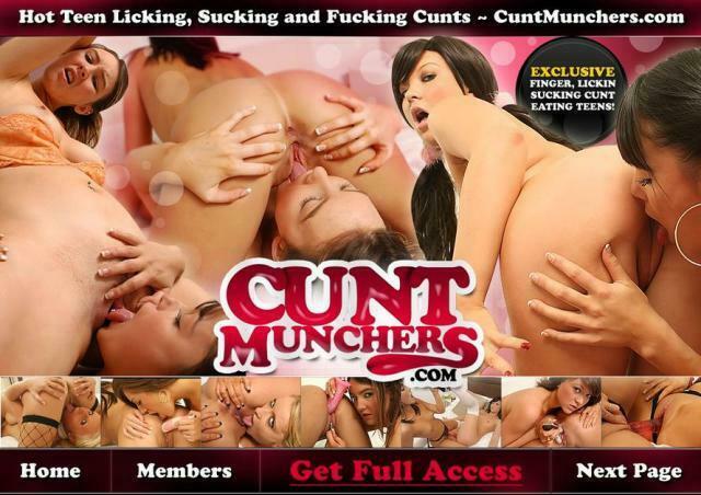 CuntMunchers.com – SITERIP
