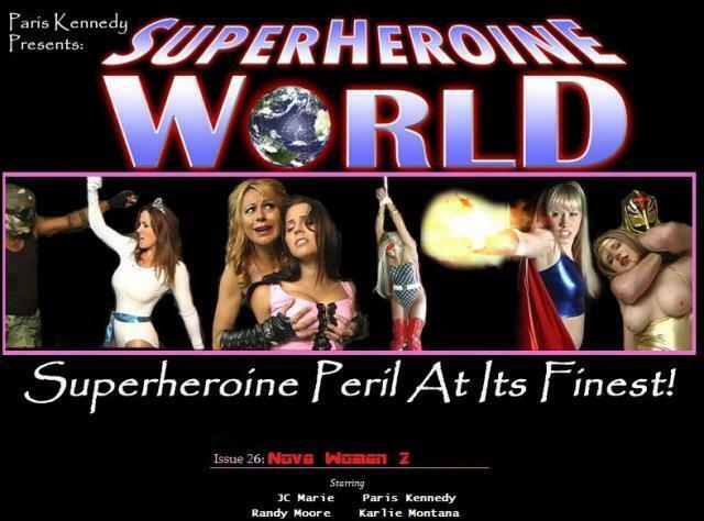 SuperHeroineWorld.com – SITERIP
