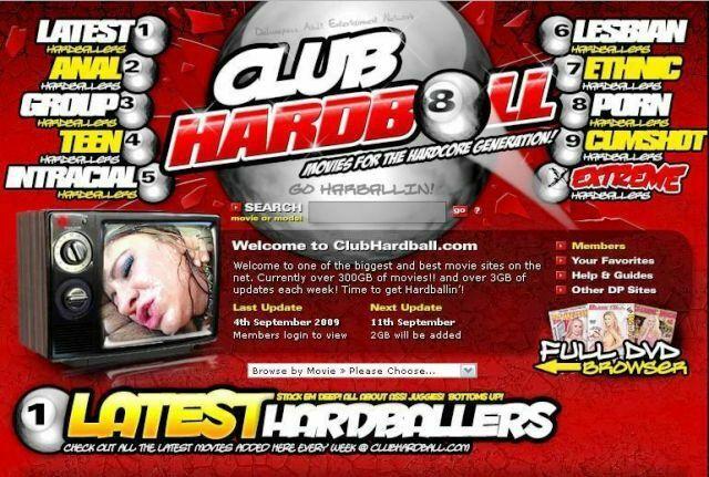 Clubhardball.com – SITERIP