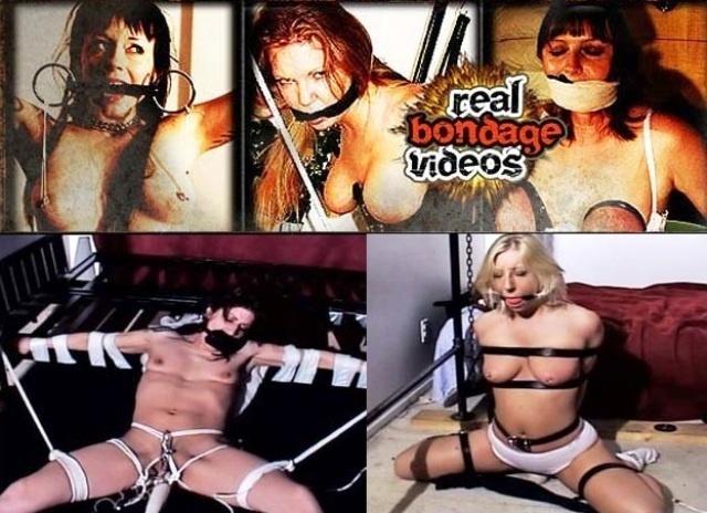 RealBondageVideos.com – SITERIP