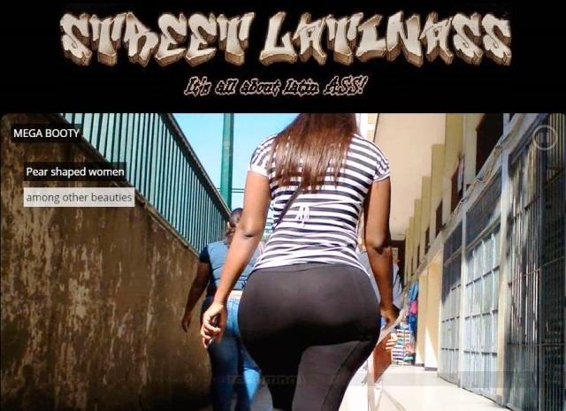 StreetLatinAss.com – SITERIP