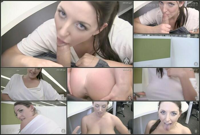 Angela White X Steven (Full HD)