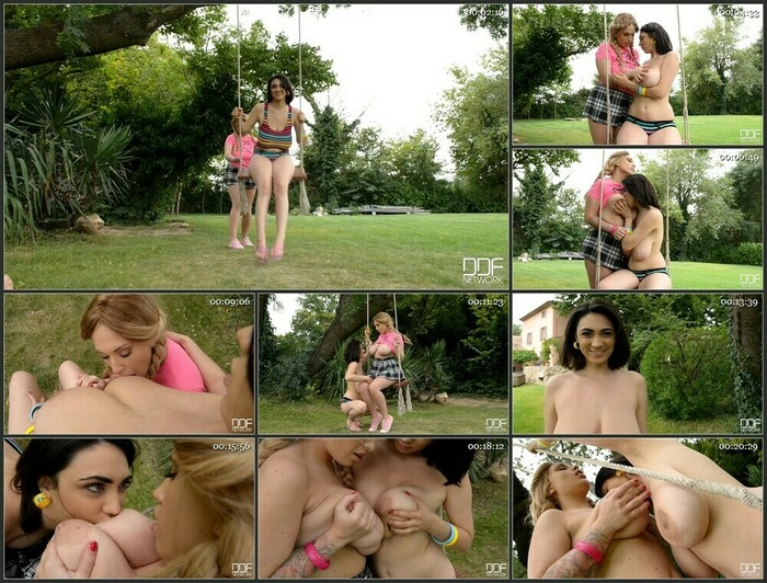 Luna Amor and LiLy Madison (Full HD)