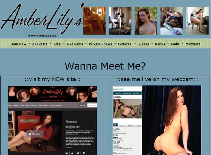 AmberLily.com – SITERIP