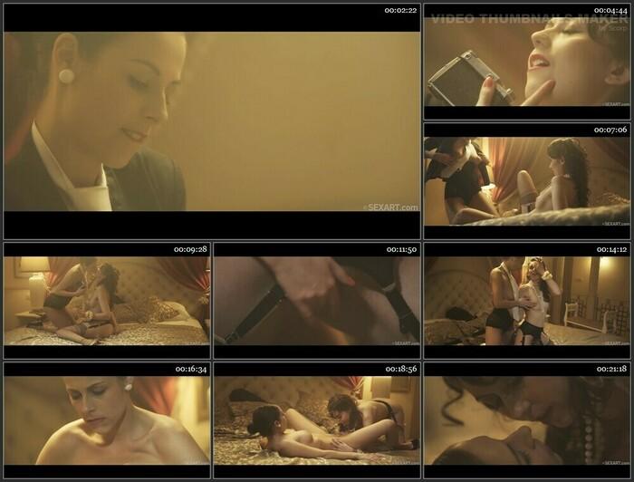 Antonia Sainz & Meggie Marika (Full HD)