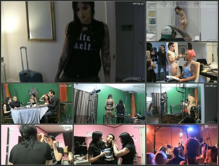 Sarah Jessie, Anna Bell Peaks, Nikki Hearts, Leigh Raven, Ophelia Rain & Joanna Angel (Full HD)