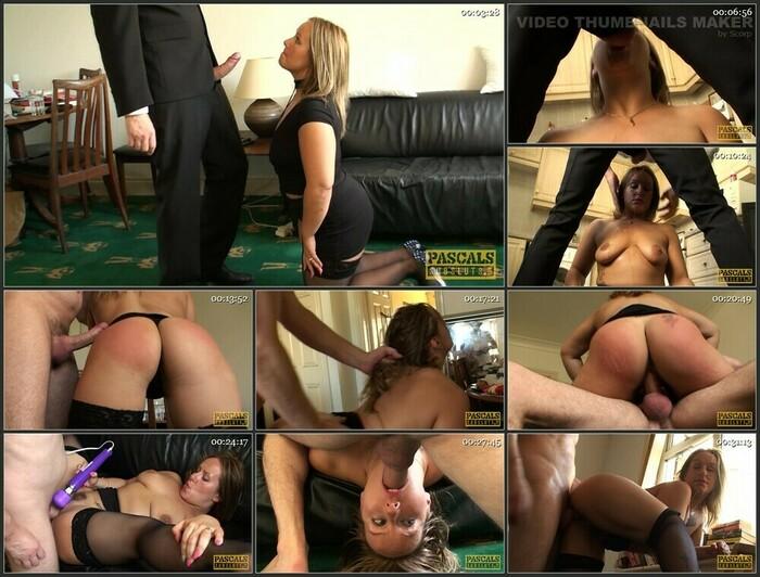 Ashley Rider - Cum In Mouth and Swallowing Masturbation V sr