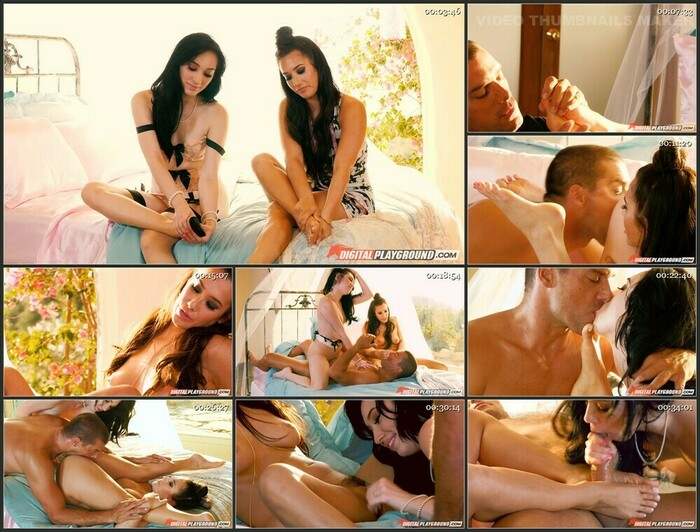Aria Alexander & Eva Lovia (Full HD)
