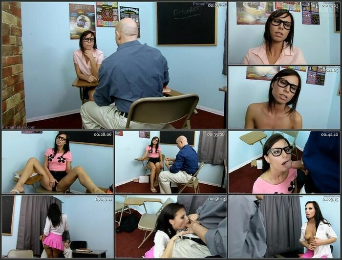 Aidra Fox The Tutor (HD)