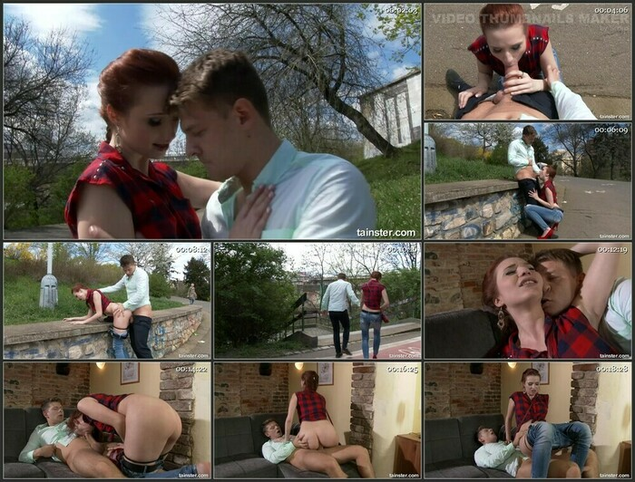 Chelsy Sun – Incredible Chelsey Seduces a Sranger In A Park (HD)
