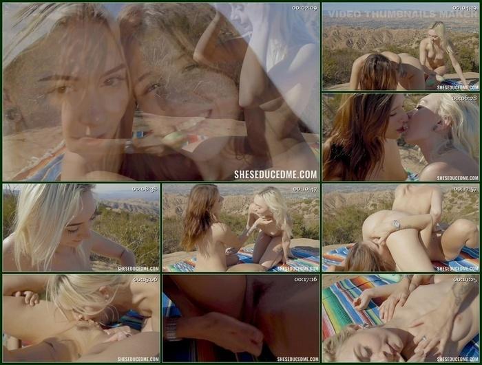 Team Skeet X She Seduced Me – Isabel Moon & Chloe Temple