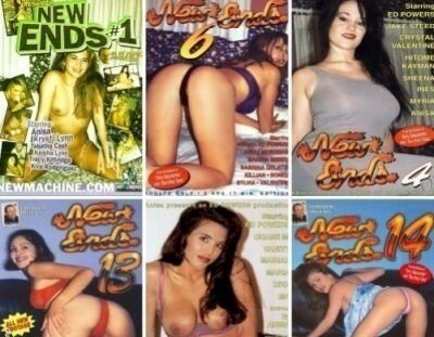 New Ends – DVDPACK