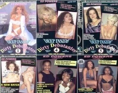 Deep Inside Dirty Debutantes – DVDPACK
