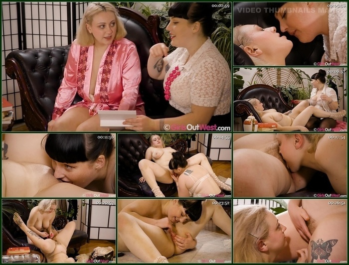 Girls Out West – Ginny & Ivory Mae