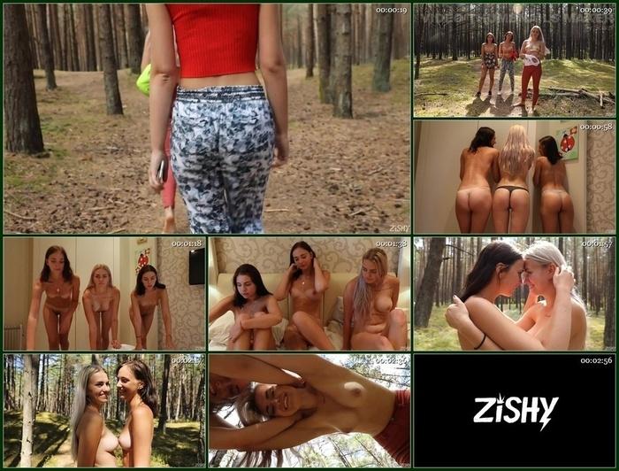Zishy – Vero Biketi, Lauma Gela & Oxana Chic