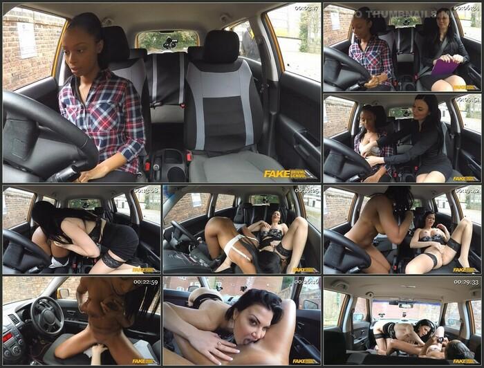 2017-03-22 Lola & Jasmine Jae – Busty Ebony Babe Fails her Test (Full HD)