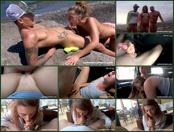 Summer Sinners – Silvia Dellai, Daisy Lee, Lady Bug & Tereza