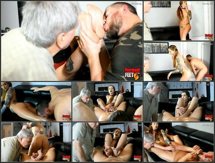 Maria Marley – Sit Back and Watch Adrian (Full HD)