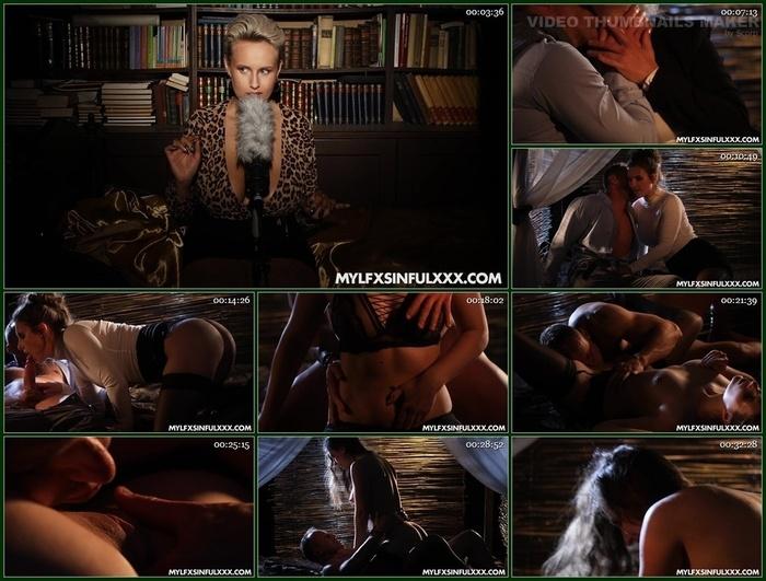 Mylf X Sinful XXX – Jenifer Jane & Angel Wicky