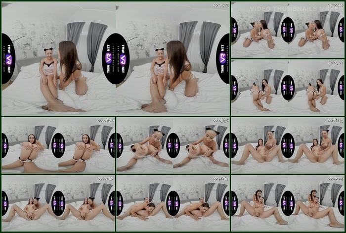TMW VR Net – Bella Angel & Lenna Ross