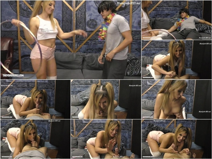 Champion Of The Family With Her Hands And Her Mouth – Luscious Moka Mora – Women on Top – of men