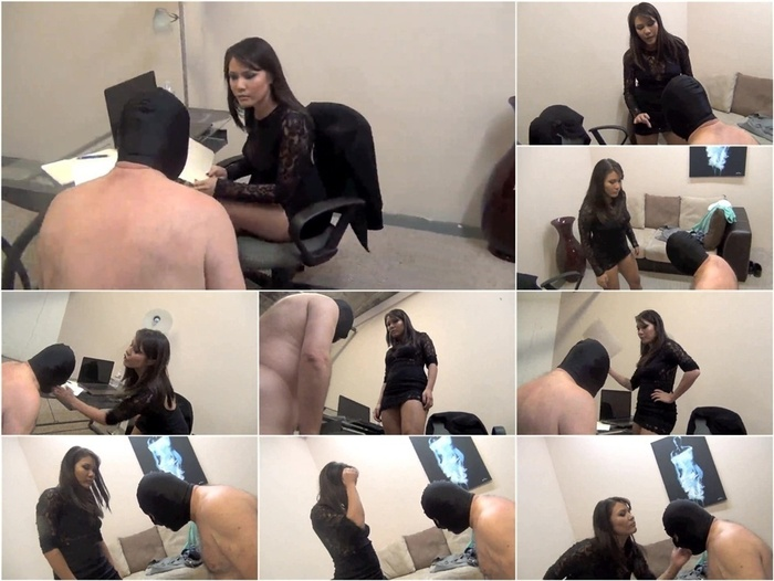ASIAN MEAN GIRLS – WORK PLACE BITCH SLAPPING Featuring: Princess Mena Li