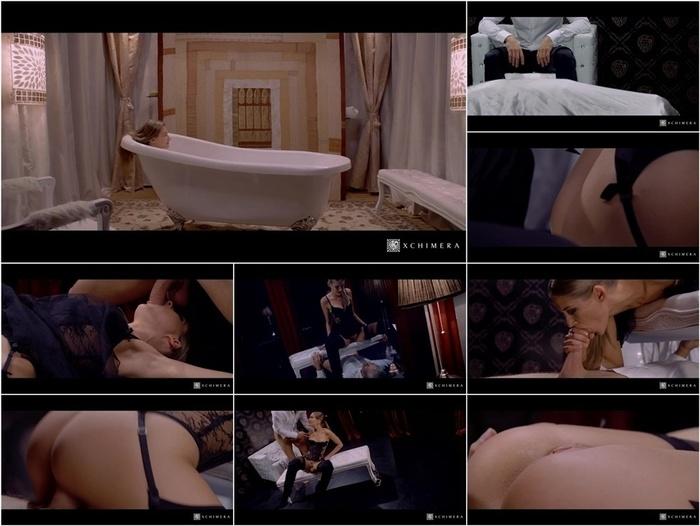 xChimera presents Tiffany Tatum in REAL SEXUAL ENERGY –