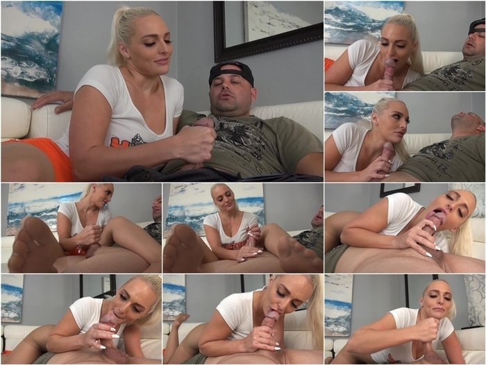Hooters HJ – Orgasm Abuse – Macy Cartel