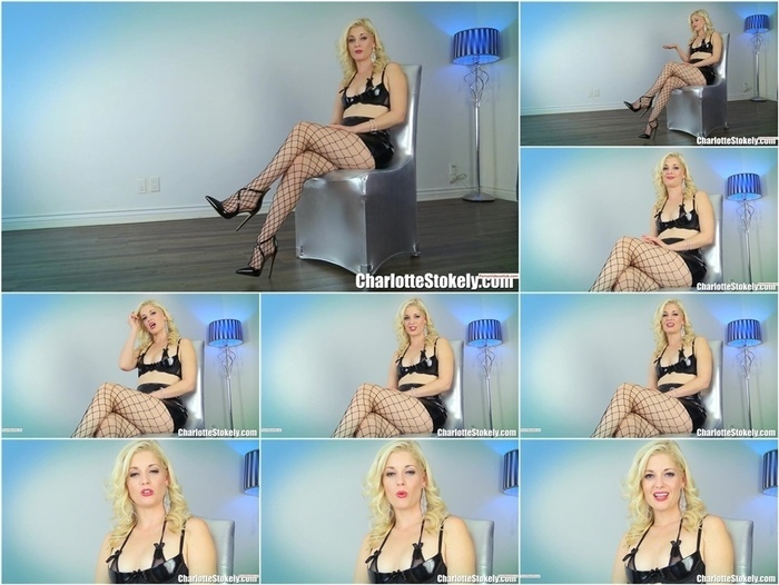 Charlotte Stokely in The Best Kind Of Retard