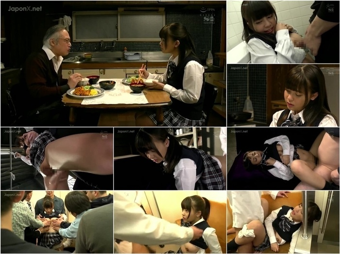 Yumi Shion – Completely Surrounded And Molested By A Group, This Busty Schoolgirl Can't Even Resist [SSNI-428]