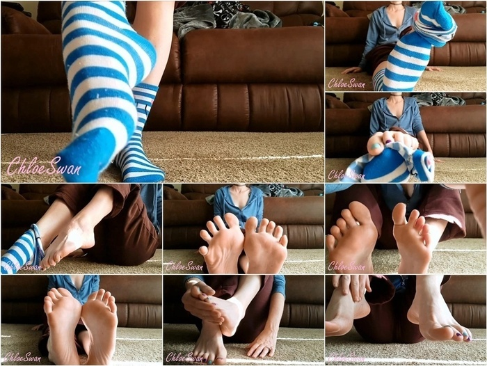 Chloe Swan – Just Another Foot Tease