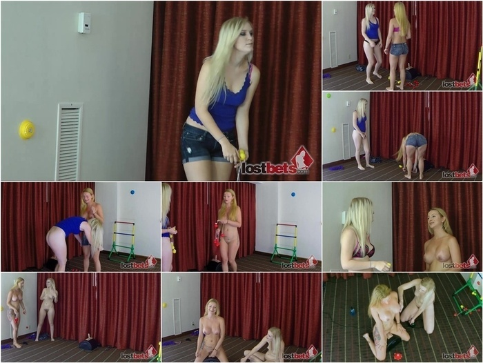 LostBets 451 Strip Tossticles with Kandii and Amanda HD