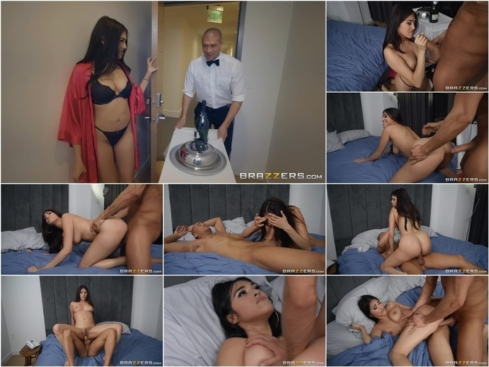 Brazzers – RealWifeStories presents Stephanie West in Some Quality Room Service –