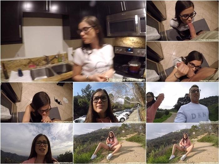 LittleCaprice-Dreams presents Little Caprice in SEX REPORT USA 2019 – HOLLYWOOD HILLS PART 3 –